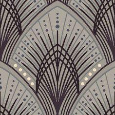 New Flooring Pattern Design Art Deco 16 Ideas Estilo Art Deco, Arte Art Deco, Moda Art Deco, 1920s Art Deco, Interiores Art Deco, Wallpaper Art Deco, Pattern Wallpaper, Room Wallpaper, Art Deco Tattoo