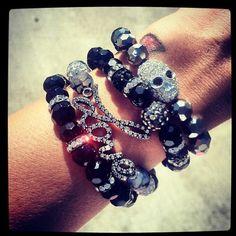 Skull Love Bracelet