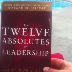Excellent leadership book!!