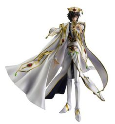 Code Geass : Lelouch Lamperouge in Rebellion R2 1/8 Scale Pre-Painted #Figure #Anime