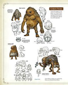 Goron Concept Art Legend of Zelda