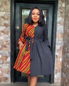 African Fashion Ankara, Latest African Fashion Dresses, African Print Fashion, Africa Fashion, African Ankara Styles, Modern African Fashion, African Style, Short African Dresses, African Print Dresses