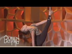 Kaycee Rice Dances on The Queen Latifah Show - YouTube