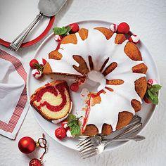 Red Velvet Marble Bundt Cake - Heavenly Holiday Desserts - Southern Living
