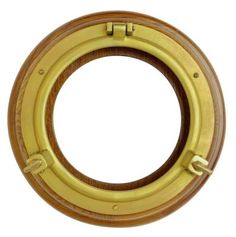 Even on dry land, porthole-style windows inspire thoughts of sea travel and nautical adventure. While cutting a hole in one of your home's walls and installing a round window is possible, ...