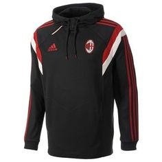 AC Milan 2014 – 2015 Adidas Sweat Top (Black) buy this from our online shop delivered right to your door http://www.soccerbox.com/10404