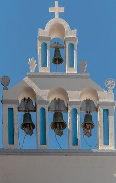 Shop for church art from the world's greatest living artists. All church artwork ships within 48 hours and includes a money-back guarantee. Choose your favorite church designs and purchase them as wall art, home decor, phone cases, tote bags, and more! Santorini Greece, Church Design, Christian Church, Achilles, Art Object, The World's Greatest, Canvases, Small Towns