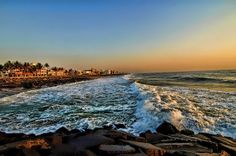 Pondicherry, India Taekwondo Fight, Pondicherry India, Union Territory, Bay Of Bengal, French Colonial, Lets Do It, South India, Take A Break, Heaven On Earth