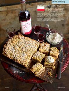 Polish Apple Cake - BBC Good Food Magazine - Ren Behan Food | renbehan.com