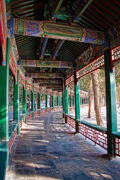 Summer Palace - Long corridor