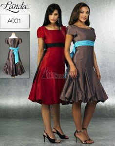 modest dresses bridesmaids