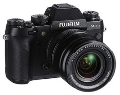 Product Shots of the Soon-to-be-Released Fuji X-T1 Make Their Way Online