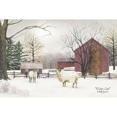 Winter Coat--Billy Jacobs