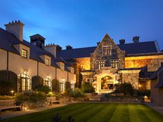 The Lodge at Doonbeg : Daily Escape : Travel Channel