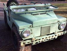 The Mighty Mite: 1965 AMC M422 - http://barnfinds.com/the-mighty-mite-1965-amc-m422/
