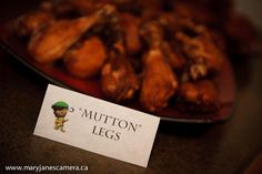 "Medieval Tournament of Knights Food ""mutton"" legs, Mike the Knight Kid Birthday Party Lauretta Medieval Party, Medieval Wedding, 6th Birthday Parties, Birthday Fun, Mike The Knight, Castle Party, Lincoln Birthday, Knight Party, Brave Heart"