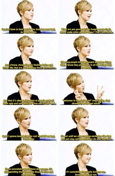 Jennifer Lawrence for President