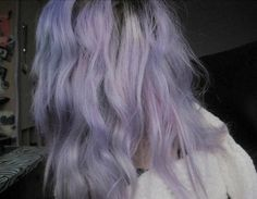 Miss my lilac hair. Not gonna lie. Maybe It'll come back soon