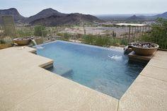 101 Bilder von Pool im Garten -  schwimmbecken ideen simpel bilder pool garden