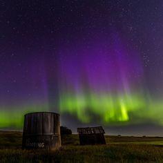 132 отметок «Нравится», 16 комментариев — Mayito Photography (@mayitophotography) в Instagram: «Impressive pinks and purples during last night's Aurora Borealis display. Hoping for another…»