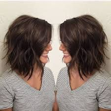 Image result for medium length hair cuts