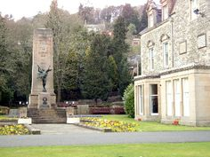Wilton Lodge Museum in Hawick, Scotland: http://www.europealacarte.co.uk/blog/2008/04/18/wilton-lodge-park-and-museum-hawick-scottish-borders/