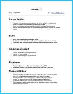 Call Center Resume Template What Will You Do To Make The Best Call Center Resume So Many Call