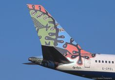 British Airways B757
