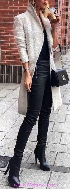 87697971e36f 100 Dressy Fall Outfit Ideas For Women / #fall #fashion #ideas #outfits