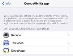iOS 10.3: come identificare le app a 32-bit installate