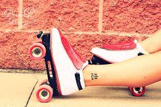 Vintage Roller Skates