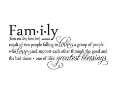 RC011 Family Definition