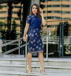 All Fashion, Womens Fashion, Perfect Legs, Church Outfits, Business Outfits, Dress And Heels, Work Wear, Dress Skirt, Style Me