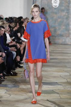 Tory Burch | Spring 2016 | Look 8
