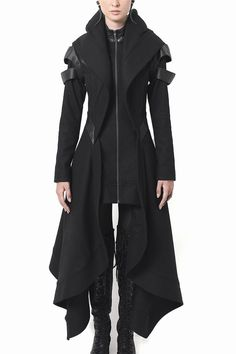 Five and Diamond Gelareh Designs Avant Long Coat / PRE-ORDER