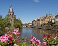 le Temple Neuf - Metz - Moselle