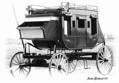Justin Horse Buggy, Carriage, Sleigh and Stagecoach Company