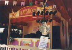 Cenário  Countryfest  - Playcenter (com Leandro Alecrim)