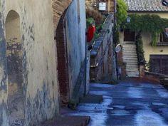 Montepulciano - After a gentle rain shower #montepulciano
