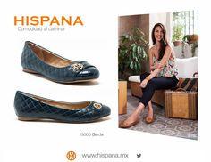Si buscas confort y comodidad al caminar #CalzadoHispana es para ti.  ¡Hispana te acompaña!