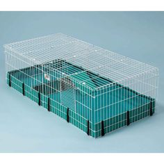 guinea pig cage DIY cost less than 40 super cute and much