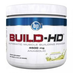 BPI Build-HD is the most sought after creatine for bodybuilders. IT is designed to maximize the muscles. http://www.corposflex.com/en/bpi-sports-build-hd-165g-30-servings