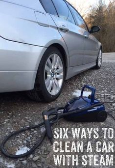 wash tips: six ways to clean auto interiors with steam Car wash tips - how to clean interiors with steam.Car wash tips - how to clean interiors with steam. Steam Clean Car Interior, Interior Car Wash, Diy Interior Doors, Diy Steam Cleaning, Car Cleaning Hacks, Car Hacks, Deep Cleaning, Car Wash Tips, Steam Car Wash