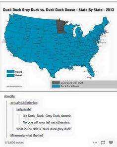 Minnesota, Tumblr funny