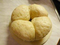 Dampfnudeln (Krups Prep & Cook) Rezept: Mehl,Ei,Milch,Trockenhefe,Zucker,Salz