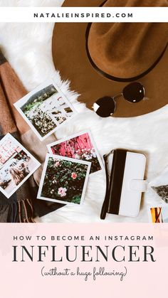 We're in the age of microinfluencers. More and more brands are looking for people with a smaller but more engaged following to promote their company's products and services. That means you don't need hundreds of thousands of followers to become an influencer!