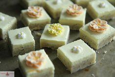 Lemon Poppyseed Sugar Cookie Bars