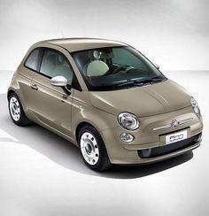 Fiat 500 Color Therapy Beige Cappuccino
