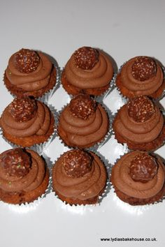 Emperors Cupcakes available from www.Lydiasbakehouse.co.uk