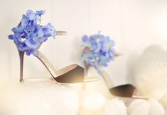 DIY Flower Sandals – Perfect Wedding Shoes